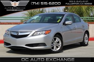 2013 Acura ILX  Carfax 1-Owner - No AccidentsDamage Reported  Silver Moon Metallic