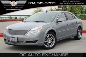 2008 Saturn Aura XE Carfax 1-Owner - No AccidentsDamage Reported  Deep Blue          11682