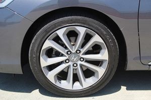 2014 Honda Accord Sedan Sport Carfax 1-Owner  Gray          20555 Per Month - On Approved Cr