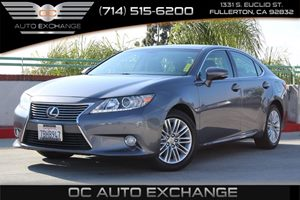 2013 Lexus ES 350 4dr Sdn Carfax 1-Owner  Nebula Gray Pearl          25102 Per Month - On Ap