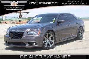 2014 Chrysler 300 SRT8 Carfax Report  Gray          37905 Per Month - On Approved Credit