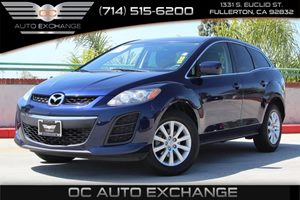 2011 Mazda CX-7 i Sport Carfax Report - No AccidentsDamage Reported  Stormy Blue Mica  We are