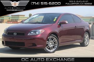 2006 Scion tC  Carfax Report - No AccidentsDamage Reported  Purple          13086 Per Month