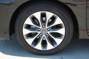 2013 Honda Accord Cpe LX-S Carfax 1-Owner - No AccidentsDamage Reported  Crystal Black Pearl