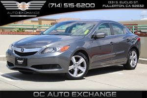 2014 Acura ILX  Carfax 1-Owner  Gray          18606 Per Month - On Approved Credit