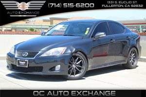 2010 Lexus IS 250  Carfax Report  Black Sapphire Pearl  We are not responsible for typographic