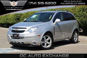 2014 Chevrolet Captiva Sport Fleet LT Carfax Report - No AccidentsDamage Reported  Silver