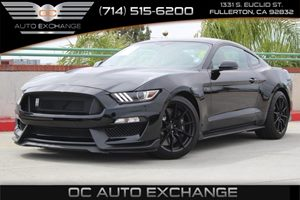 2016 Ford Mustang Shelby GT350 Carfax 1-Owner  Shadow Black     60721 Per Month - On Approve
