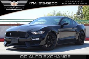 2016 Ford Mustang Shelby GT350 Carfax 1-Owner  Shadow Black          60721 Per Month - On Ap