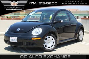 2010 Volkswagen New Beetle Coupe  Carfax Report - No AccidentsDamage Reported  Black