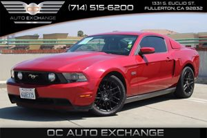 2012 Ford Mustang GT Carfax Report  Lava Red Metallic          23803 Per Month - On Approved