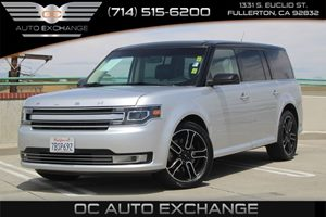 2013 Ford Flex Limited Carfax 1-Owner - No AccidentsDamage Reported  TAN          2835 Per