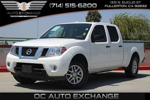 2014 Nissan Frontier SV Carfax Report - No AccidentsDamage Reported  Glacier White