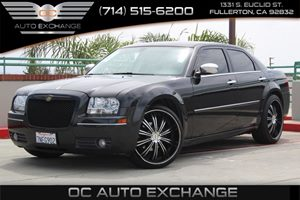 2010 Chrysler 300 Touring Carfax Report - No AccidentsDamage Reported  Brilliant Black Crystal