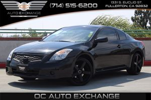 2008 Nissan Altima 25 S Carfax Report - No AccidentsDamage Reported  Super Black  We are not