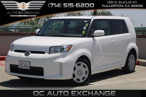 2014 Scion xB  Carfax 1-Owner  Super White  We are not responsible for typographical errors A