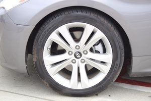 2011 Hyundai Genesis Coupe  Carfax Report - No AccidentsDamage Reported  Nordschleife Gray