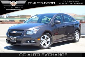 2014 Chevrolet Cruze 1LT Carfax 1-Owner - No AccidentsDamage Reported  Gray  We are not respo