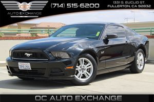 2014 Ford Mustang V6 Carfax Report - No AccidentsDamage Reported  Black          18606 Per