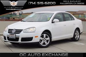 2009 Volkswagen Jetta Sedan SE Carfax Report - No AccidentsDamage Reported  Candy White