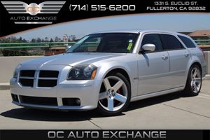 2006 Dodge Magnum SRT8 Carfax Report - No AccidentsDamage Reported  Bright Silver Metallic