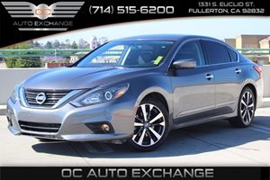2016 Nissan Altima 25 SR Carfax 1-Owner  Gray  We are not responsible for typographical error