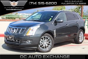 2014 Cadillac SRX Performance Collection Carfax 1-Owner - No AccidentsDamage Reported  Gray