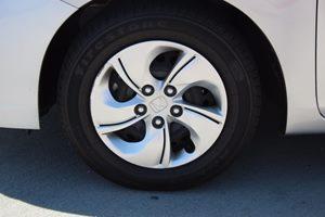 2014 Honda Civic Sedan LX Carfax 1-Owner  Alabaster Silver Metallic 17307 Per Month - On App