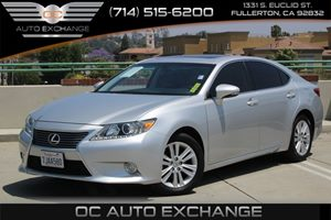2014 Lexus ES 350  Carfax 1-Owner - No AccidentsDamage Reported  Silver Lining Metallic  We a