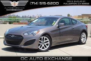 2013 Hyundai Genesis Coupe 20T Carfax Report - No AccidentsDamage Reported  Empire State Gray