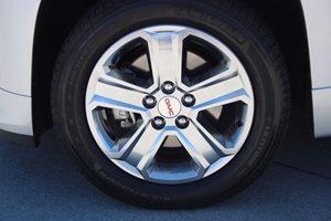 2015 GMC Terrain Denali Carfax 1-Owner - No AccidentsDamage Reported  Quicksilver Metallic