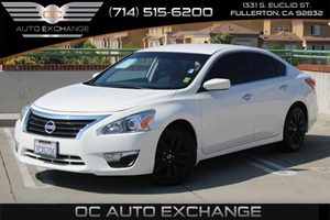 2014 Nissan Altima 25 S Carfax Report  Pearl White  We are not responsible for typographical