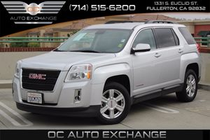2014 GMC Terrain SLE Carfax 1-Owner - No AccidentsDamage Reported  Champagne Silver Metallic
