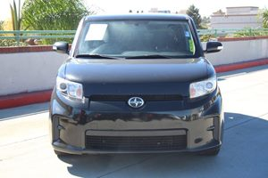 2012 Scion xB  Carfax Report - No AccidentsDamage Reported  Black Sand Pearl          12945