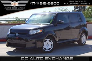 2012 Scion xB  Carfax Report - No AccidentsDamage Reported  Black Sand Pearl  We are not resp