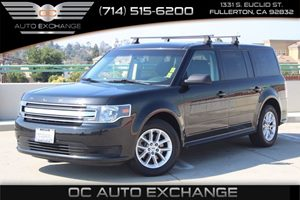 2014 Ford Flex SE Carfax 1-Owner - No AccidentsDamage Reported  Tuxedo Black Metallic  We are