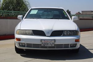 2002 Mitsubishi Diamante LS Carfax Report - No AccidentsDamage Reported  Platinum White Pearl