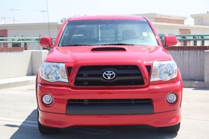 2006 Toyota Tacoma X-Runner Carfax Report - No AccidentsDamage Reported  Impulse Red Pearl  W