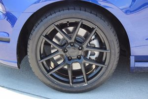 2014 Ford Mustang GT Carfax 1-Owner - No AccidentsDamage Reported  Deep Impact Blue Metallic