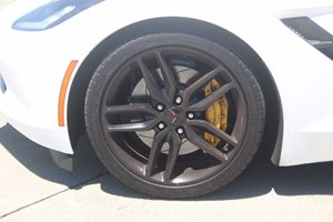 2016 Chevrolet Corvette Z51 3LT Carfax Report - No AccidentsDamage Reported  Arctic White
