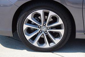 2014 Honda Accord Sedan Sport Carfax 1-Owner - No AccidentsDamage Reported  Gray          22