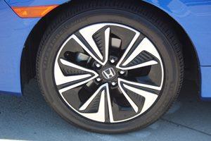 2016 Honda Civic Sedan EX-T wHonda Sensing Carfax 1-Owner  Blue          22244 Per Month -