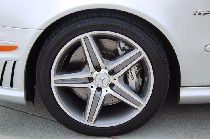 2009 MERCEDES E63 E63 AMG