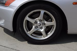 2002 Honda S2000 Base Carfax Report - No AccidentsDamage Reported  Sebring Silver Metallic 2