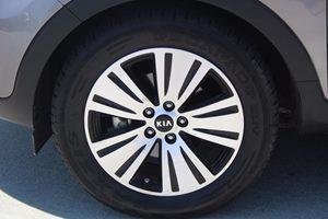 2014 Kia Sportage EX Carfax 1-Owner - No AccidentsDamage Reported  Gray          22244 Per