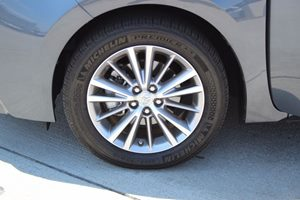 2014 Toyota Corolla LE Plus Carfax 1-Owner  Gray  We are not responsible for typographical err