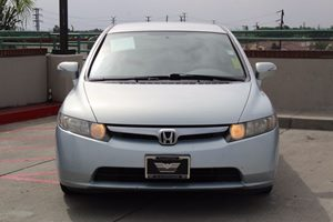 2008 Honda Civic Hybrid Hybrid Carfax Report - No AccidentsDamage Reported  Opal Silver Blue M