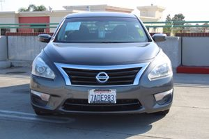 2013 Nissan Altima 25 S Carfax Report - No AccidentsDamage Reported  Gray  We are not respon
