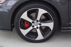 2016 Volkswagen Golf GTI S Carfax 1-Owner  Carbon Steel Gray Metallic  We are not responsible