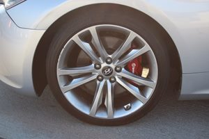 2012 Hyundai Genesis Coupe 38 Track Carfax Report  Silver  We are not responsible for typogra